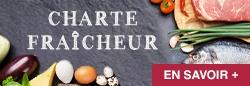 Charte fraicheur