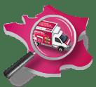 Rechercher les villes livrées par houra.fr, vos courses à domicile