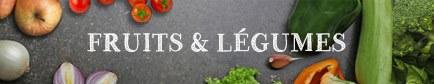 Boutique Fruits et légumes