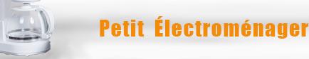 Boutique petit électroménager