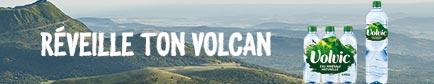-50% sur le 2nd produit VOLVIC