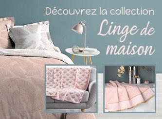 boutiques Maison et Déco : couettes oreillers et linge de lit