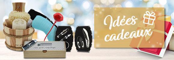 En panne d'idée pour Noël. Découvrez des idées cadeaux de Noël, pour homme et pour femme. A vous de choisir vos cadeaux 2018 tendances et design bien au chaud, chez vous. Les cadeaux sont livrés chez vous sans la cohue des magasins. Les achats de Noël en ligne c'est pratique et sans contraintes.
