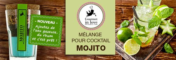 Mélange pour cocktail Gourmet in Love