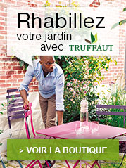 Rhabillez votre jardin avec TRUFFAUT