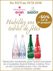 Evian & Badoit