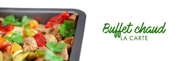 Parfaits pour un buffet à partager : viandes et poissons frais & préparés à la commande par nos Chefs !