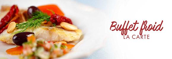 Offrez à vos convives un buffet de Chef original & gourmand.