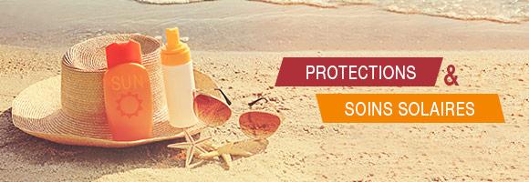 Découvrez la gamme de produits solaires pour vous protéger tout l'été