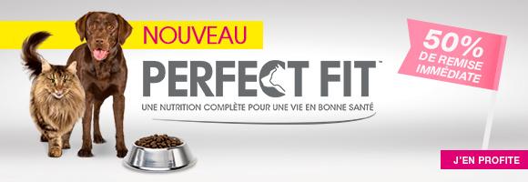 Découvrez la gamme PERFECT FIT, une nutrition complète pour une vie en bonne santé.