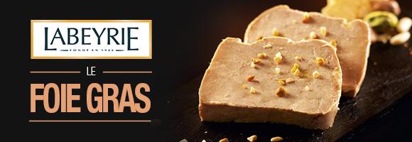 Fort d'une tradition qui remonte à plus de 4500 ans, le Foie Gras de canard est la référence incontournable des grandes occasions. Les hommes et les femmes de chez Labeyrie se transmettent les bons gestes depuis plus de 60 ans pour vous offrir le meilleur de la qualité