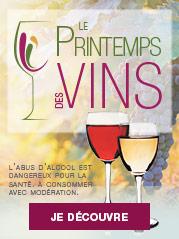 Le Printemps des Vins