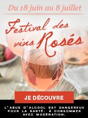 Festival des vins rosés