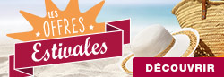 Les offres estivales houra.fr