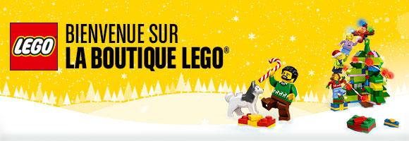 Découvrez la sélection de LEGO® du Père Noël à retrouver au pied du sapin
