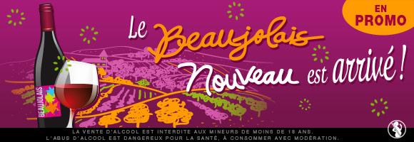 Tout comme le Père Noël, on l'attend chaque année avec impatience ! La vendange 2018 étant exceptionnelle, cette cuvée de Beaujolais nouveau enchantera nos papilles et réveillera notre sens olfactif.