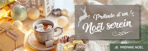 Préparez sereinement Noël avec houra.fr !