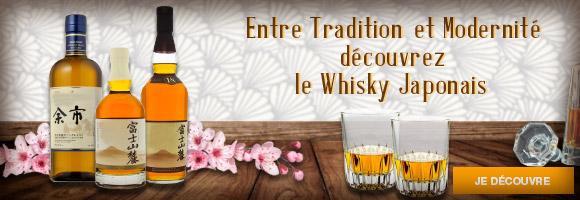Producteurs de whiskys depuis 1923 les Japonais ont, en moins d'un siècle, atteint des sommets de qualité.
