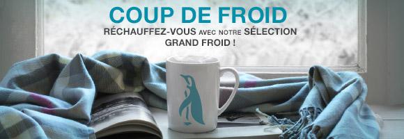 Réchauffez-vous avec notre sélection Grand Froid