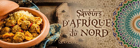 Saveurs d'Afrique du Nord