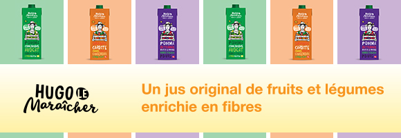 Jus de fruits & légumes, additionné de fibres Jus Orange Carotte Jus Pomme Betterave Jus Pomme Concombre