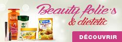 Beauty folie's & dietetic