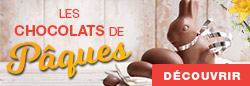 Chocolats de Pâques