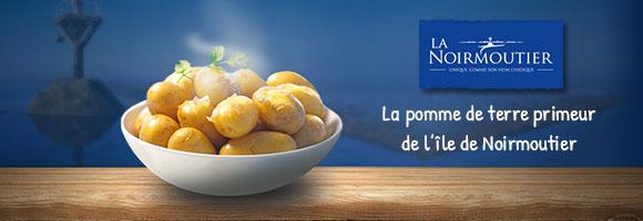 Retrouvez cette primeur devenue une référence culturelle en matière de gastronomie et de qualité. Cette pomme de terre cultivée sous les embruns de l'île de Noirmoutier a un délicieux goût sucré et s'adapte à de nombreuses recettes ! Venez la découvrir...