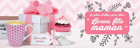 Décorations, arts de la table, beauté... trouvez votre cadeau pour la fête des mères