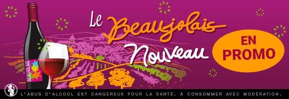 Tout comme le Père Noël, on l'attend chaque année avec impatience ! La vendange 2019 étant exceptionnelle, cette cuvée de Beaujolais nouveau enchantera nos papilles et réveillera notre sens olfactif.