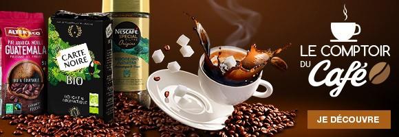 Du 4 au 17 novembre faites une pause café pour découvrir les cafés en grains, moulus solubles ou en dosettes pur arabica, aromatisés, italiens et dégustez différents crus : Amérique du Sud, Afrique, Asie.