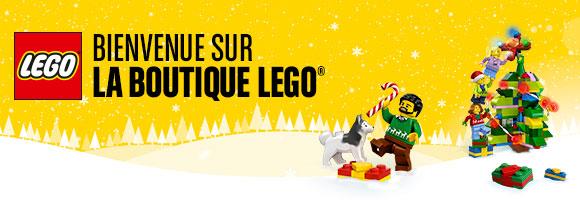 Découvrez toute la magie de Noël avec la sélection de LEGO® du Père Noël à retrouver au pied du sapin. Retrouvez les LEGO® DUPLO® pour les plus petits, les LEGO® City ou LEGO® Friends pour bâtir son propre monde en briques. Réinventez des histoires avec les personnages des LEGO® Disney Princess, dont la Reine des Neiges, ou des héros avec les LEGO® Star Wars et LEGO® Marvel Enfin, les LEGO® Technic et LEGO® Creator pour de grands défis de construction Tout un monde de construction et d'imagination