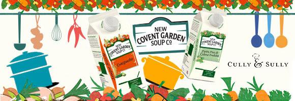 Découvrez les soupes New Covent Garden