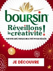 Boursin® est la touche parfaite pour toutes les occasions. Redécouvrez son goût unique
