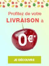Profitez de votre livraison à 0 euros