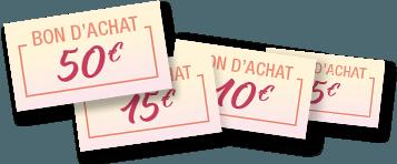 Gagner des bons d'achats sans rien faire pendant le Mois de la Paresse du 1er au 31 mai 2018
