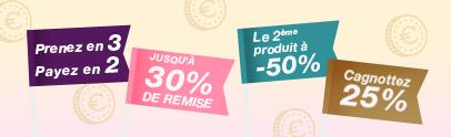 Profitez de + 800 promotions sur houra.fr jusqu'au 31 mai 2018