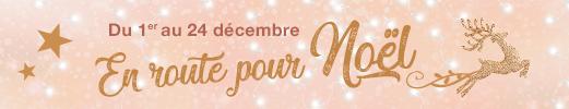 Du 1er au 24 décembre, en route pour Noël