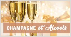 Champagnes et alcool