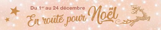 du 1er au 24 décembre - en route pour Noël