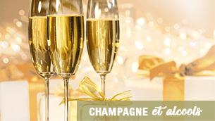 Champagnes et Alcools