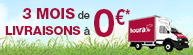 Livraison à zéro euro