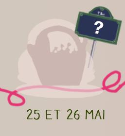 Case jeu Chemin de la Paresse 25 & 26 mai - Un panier pique-nique