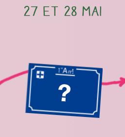 Case jeu Chemin de la Paresse 27 & 28 mai - Un bon d'achat de 50€