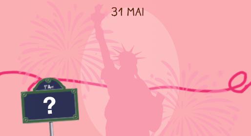 Case jeu Chemin de la Paresse 31 mai - 1 an de courses
