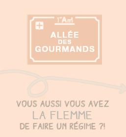Case jeu Chemin de la Paresse 3 & 4 mai - Une box gourmande