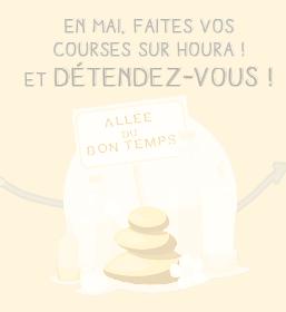 Case jeu Chemin de la Paresse 15 & 16 mai - Un bon d'achat de 20€