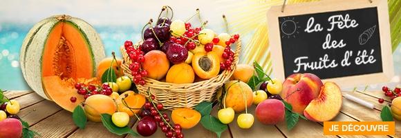 Profitez des fruits du soleil pour faire le plein de vitamines ! Abricot, pêche, nectarine, melon, en bio, en français accompagneront vos entrées, desserts ou encas pour votre plus grand plaisir ! A découvrir ici.