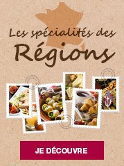 Spécialités des régions