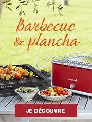 Découvrez notre sélection barbecue et plancha